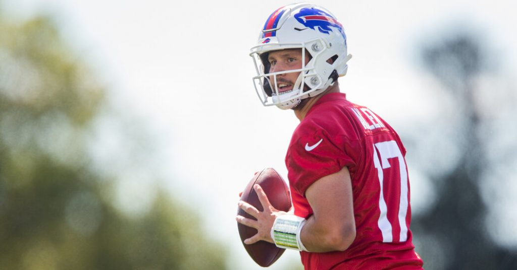 Josh Allen Joined the NFLs Elite. Next Up? Staying There.